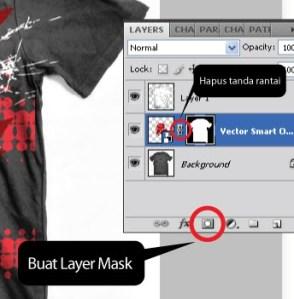 Membuat Preview Desain Kaos di Photoshop